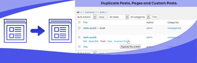 DuplicatePage