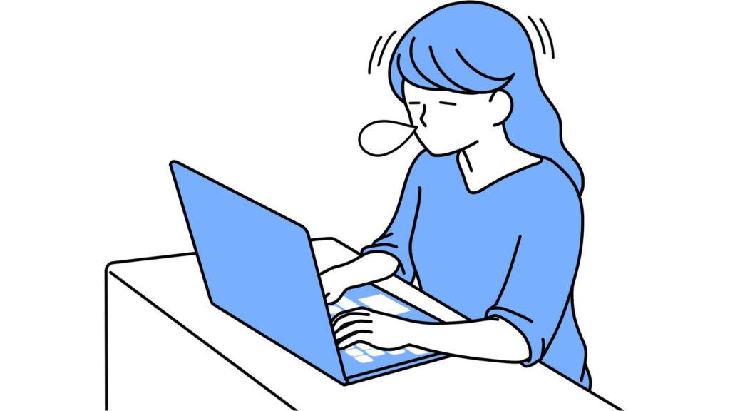【ブログが続かない】そんな時期にやっておくべき【4つのこと】