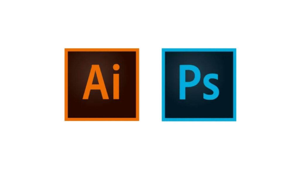 職業訓練でIllustratorとPhotoshopを勉強